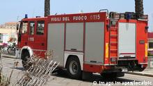 Italian fire engine