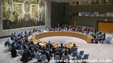 UN-Sicherheitsrat | Nahost-Sitzung