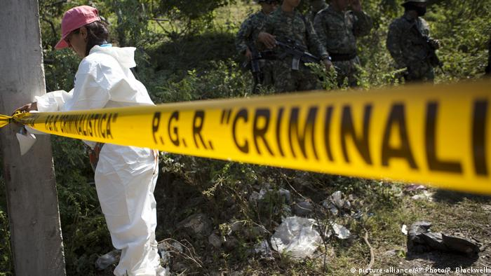Mexico murder rate reaches record high