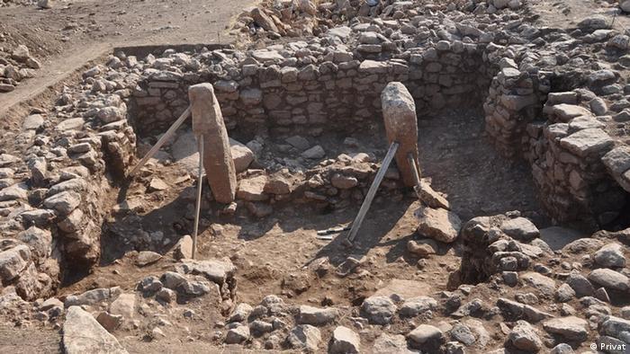 Türkei archäologische Ausgrabungsstätte Harbetsuvan (Privat)