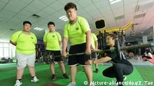Symbolbild Kinder und Übergewicht