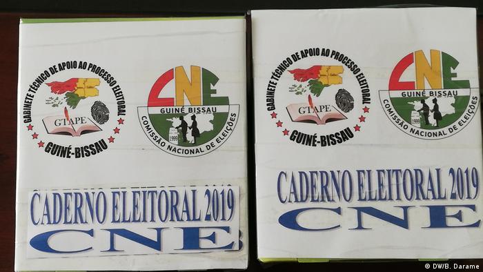 Guinea-Bissau Wahlen CNE Bissau Felisberta Moura