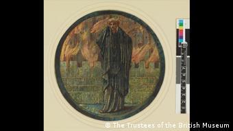 Έντουαρντ Μπερν-Τζόουνς (1833-1898), Τα δάκρυα της Ελένης