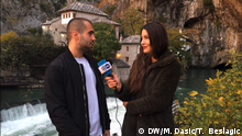 Miljana und Tarik auf dem Balkan Booster Reise