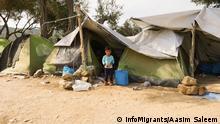 Lesbos Flüchtlingslager Moria 13