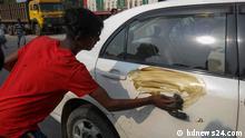 Transport Arbeiter Helfer Bangladesch
