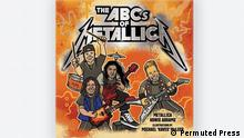 Buchcover The ABCs of Metallica mit Howie Abrams