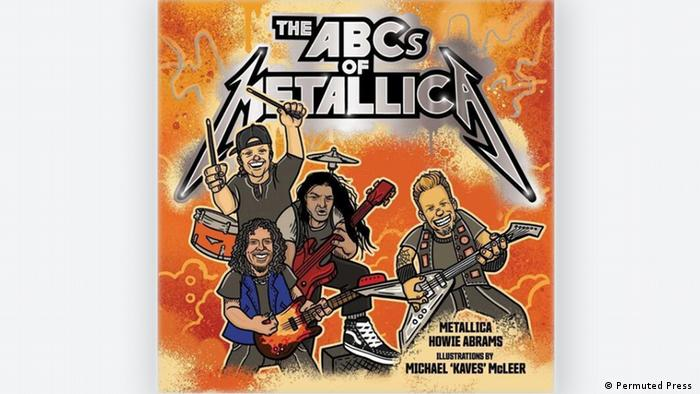 Buchcover The ABCs of Metallica mit Howie Abrams (Permuted Press )