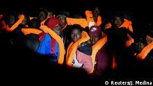 Mittelmeer «Open Arms» rettet 73 Migranten
