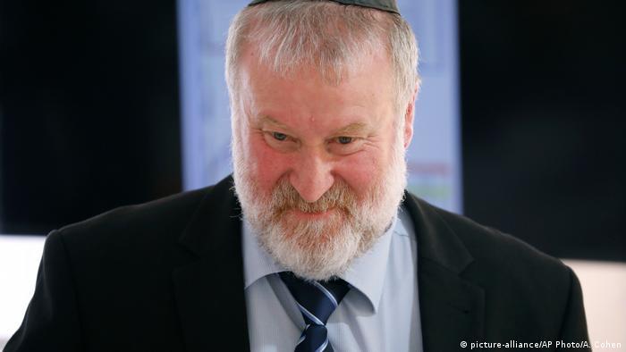 Israel | Generalstaatsanwalt Avichai Mandelblit