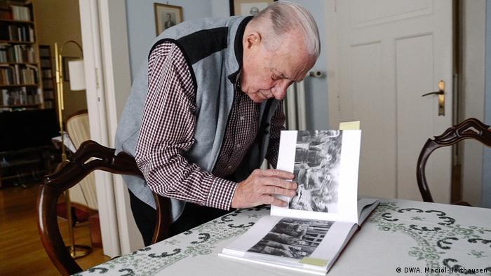91-letni Gerhard Wiese: Ten proces towarzyszy mi do dziś