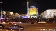 Ukraine Kiew Tag der Freiheit und Würde