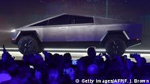 USA Vorstellung Tesla Cybertruck