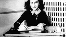 This is an undated file photo of Anne Frank, the young Jewish girl who with her family hid from the Nazis in Amsterdam, Netherlands, during World War II. Now, a biographer of Anne Frank has published a new theory which has intrigued the nation and revived a dark chapter in Dutch history, the failure to protect Jewish citizens from the genocidal Nazis. (AP Photo, File)
