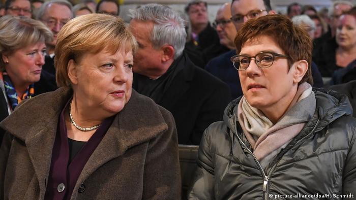 CDU-Bundesparteitag in Leipzig Gottesdienst