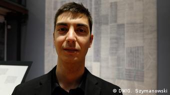 Guillem Palomar (DW/G. Szymanowski)