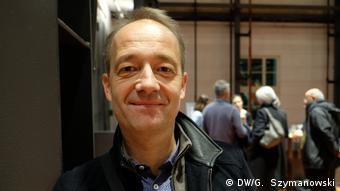 Stefan Weidner, Islamic scholar (DW/G. Szymanowski)