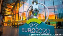 Irland Auslosung Qualifikationsgruppen für Fußball EM 2020