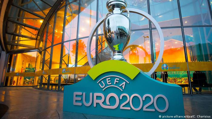 Символика Евро-2020