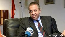 Artur Kuko albanischer Botschafter im DW Interview