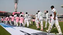 Indien Kalkutta Cricket Test Indien vs. Bangladesch