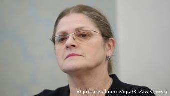 Η Κριστίνα Παβλόβτς