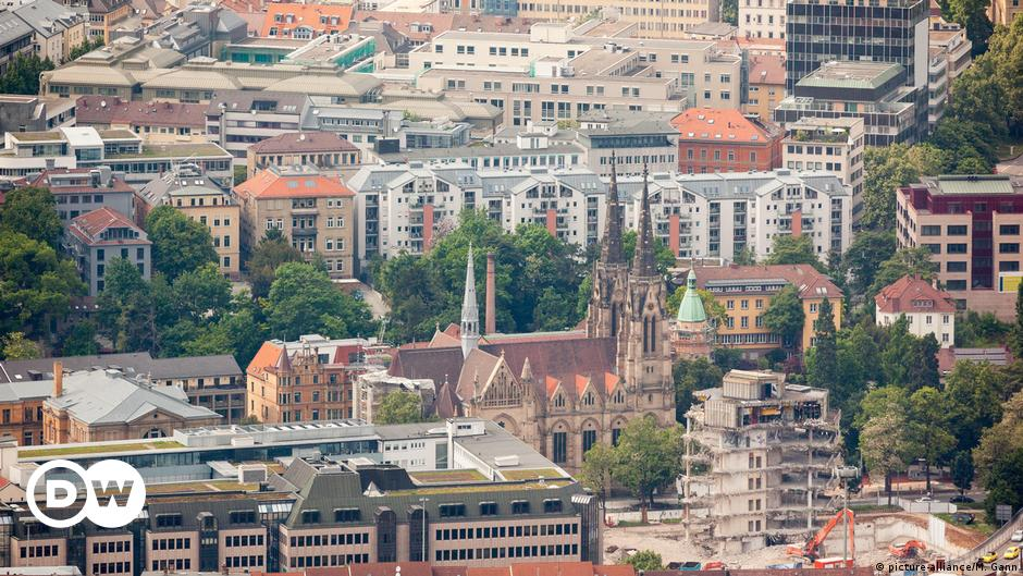 Stuttgart Unseats Munich As Germany S Most Expensive City For Renters News Dw 22 11 2019