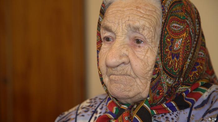 Тамара Бедренко пережила голод у селі Кожанка на Київщині