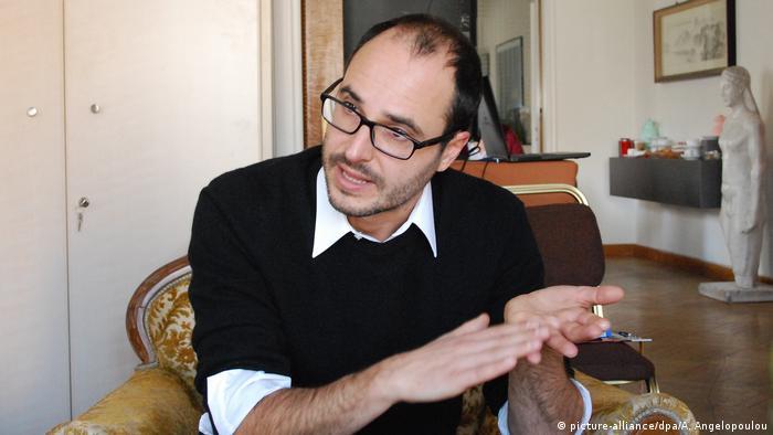 Международный президент Врачей без границ Кристос Кристу