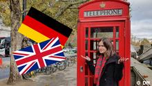 DW Sendung Meet the Germans London