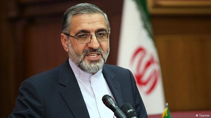 Sprecher der iranische Jusitz Gholamhossein Esmaili
