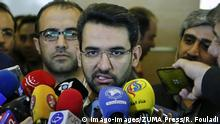 Iran | Mohammad Javad Azari Jahromi | Telekommunikationsminister