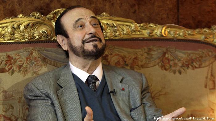 رفعت الأسد، شقيق الرئيس السوري السابق، حافظ، وعم الرئيس الحالي بشار