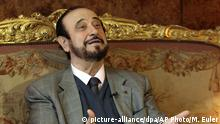 Rifaat Assad | Onkel des syrischen Präsidenten Bashar Assad