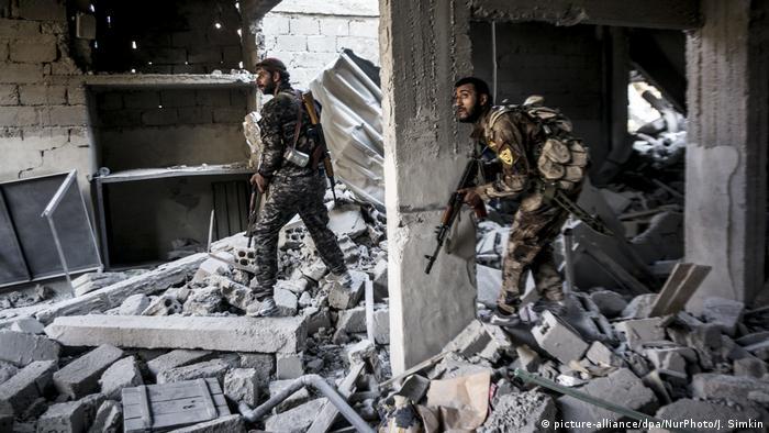 Symbolbild | Syrien | Konflikt (picture-alliance/dpa/NurPhoto/J. Simkin)