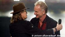 IMA - Sting und Lindenberg