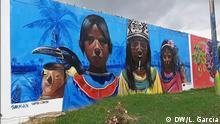 Peru, Santa Clara de Uchunya: DW Journalisten in Ucayali