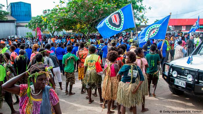 Referendum in Bougainville (Getty Images/AFP/N. Kerton)