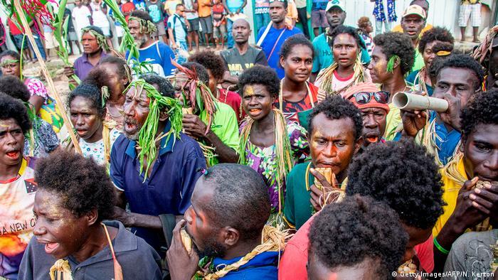 Referendum in Bougainville