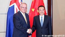 Symbolbild Australien China