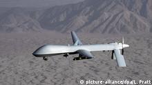 Drohne USA Militär Libyen