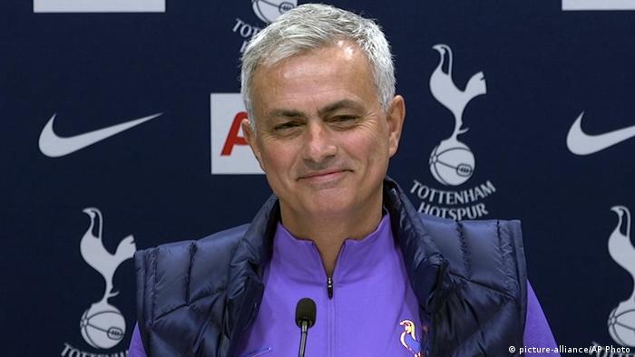 UK Jose Mourinho neuer Trainer der Tottenham Hotspur