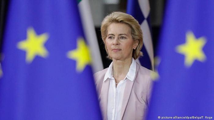 Урсула фон дер Ляєн буде першою жінкою на чолі Єврокомісії