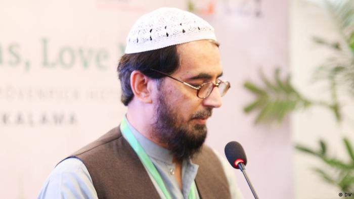 Love Humans - Love Nature Eco-Islam for peace Conference in Karachi Pakistan Dr. Ammar Khan Nasir (DW)