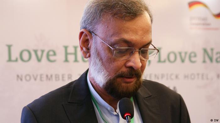 Love Humans - Love Nature Eco-Islam for peace Conference in Karachi Pakistan Dr. Waqal Yousuf Azeemi (DW)