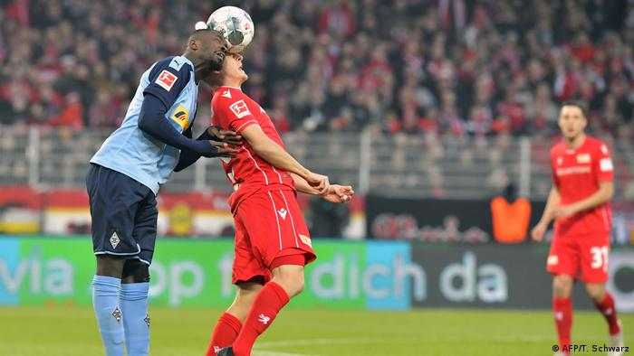 Fußball Bundesliga Union Berlin vs Borussia Mönchengladbach (AFP/T. Schwarz)