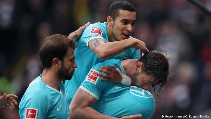 Eintracht Frankfurt v VfL Wolfsburg - Bundesliga (Getty Images/C. Kaspar-Bartke)