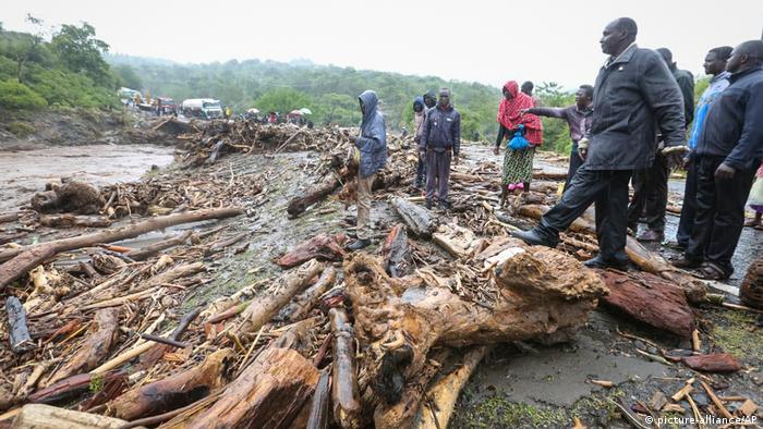 Kenia Überschwemmungen (picture-alliance/AP)