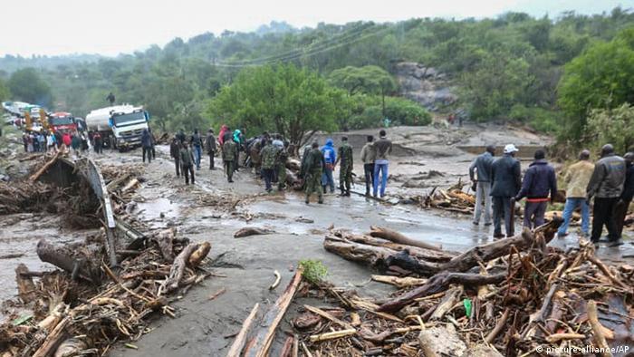 Kenia Überschwemmungen