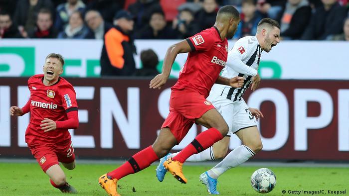 Bayer 04 Leverkusen v Sport-Club Freiburg - Bundesliga (Getty Images/C. Koepsel)